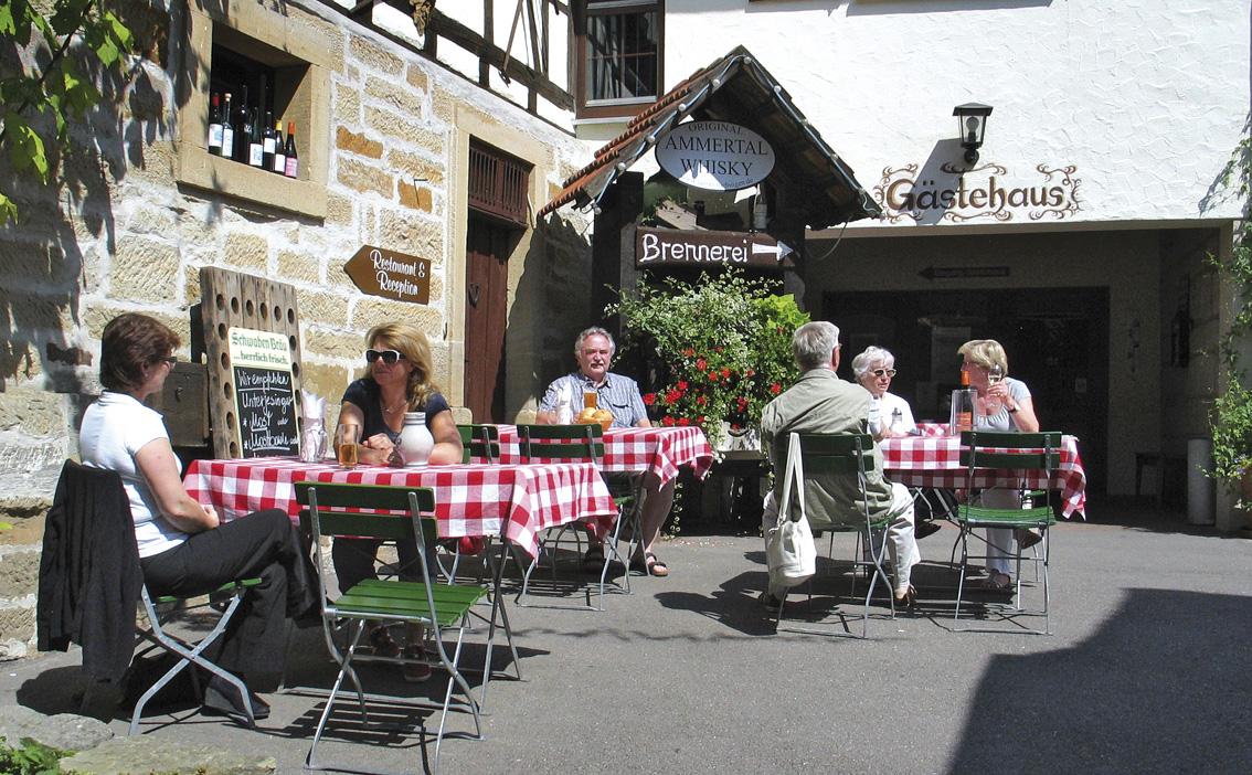 Gaststube Hotel Lamm Tubingen